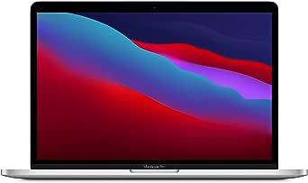 2020 Apple MacBook Pro Apple M1 Chip (13インチPro, 8GB RAM, 256GB SSD) - シルバー