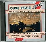 Three Concertos for 2 Viola St