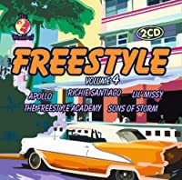 Vol. 4-World of Freestyle