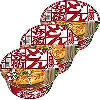 日清のどん兵衛 天ぷらそば東 100g×3個