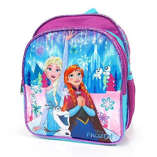 ディズニー リュック アナと雪の女王 S 女の子 キッズ 子供用 旅行 グッズ かばん バッグ [並行輸入品]