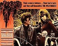 The Wild Angels映画ポスターまたはキャンバス 36 x 45