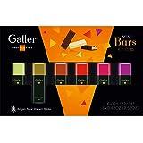 Galler (ガレー) チョコレート ミニバー 6本入 (1箱)
