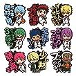 劇場版 黒子のバスケ LAST GAME セリフラバーマスコット BOX商品 1BOX=9個入り、全9種類