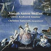 Steffan:Three Keyboard Sonatas