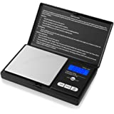 Weigh Gram Scale Digital Pocket Scale,100g by 0.01g,Digital Grams Scale, Food Scale, Jewelry Scale Black, Kitchen Scale 100g(