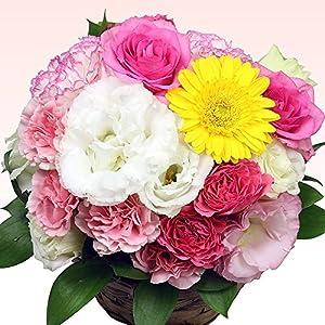 花 誕生日 フラワーギフト おまかせアレンジメント