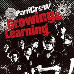 PaniCrew「Growing & Learning」のジャケット画像
