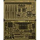 1/700 WWII 米海軍空母エセックス用エッチング