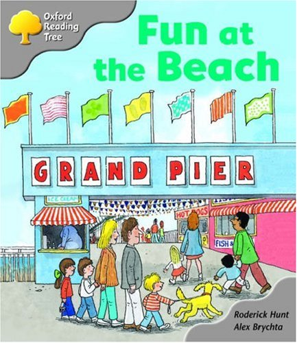 Oxford Reading Tree: Stage 1: First Words: Fun at the Beachの詳細を見る