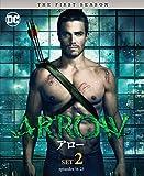 ARROW/アロー 1stシーズン 後半セット (14~23話収録・3枚組) [DVD]