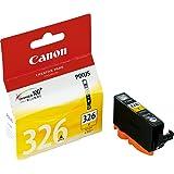 Canon 純正インクカートリッジ BCI-326 イエロー BCI-326Y