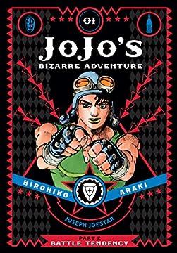 JoJo's Bizarre Adventure: Part 2--Battle Tendency, Vol. 1の書影