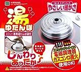 送料無料★IHクッキングヒーター、ガスコンロ直火対応!『ステンレス製 湯たんぽ』