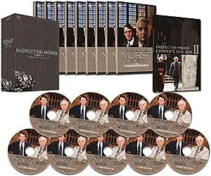 主任警部モース 完全版DVD-BOX2