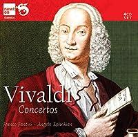ヴィヴァルディ:協奏曲集(Vivaldi; Concertos)[4CDs]