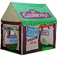 Folding再生テント簡単設定アップPlayhouseインドア、アウトドア
