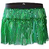 Gone For a Run Running Costume Tutu Skirt by Glitter Sequined Tutu