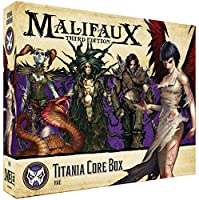 Malifaux 3rd Edition: Titania Core Box [並行輸入品]