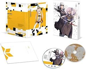 刀使ノ巫女 第5巻 [Blu-ray]