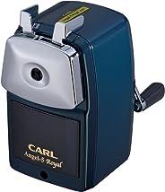 カール事務器 鉛筆削り エンゼル5 ロイヤル 日本製 ブルー A5RY-B