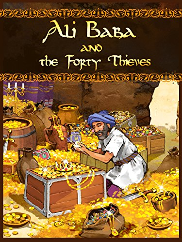 Ali Baba and the Forty Thieves (English Edition)