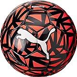 PUMA(プーマ) サッカー ボール エヴォスピード 5.5 フラクチャーボール J 082702 プーマブラック/レッドブラスト(01) 4