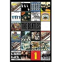 BEATLES ビートルズ (Abbey Road 50周年記念) - Albums/ポスター 【公式/オフィシャル】