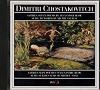 Chostakovitch;7 Romances