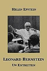 Leonard Bernstein: Un Entretien (French Edition) Kindle Edition
