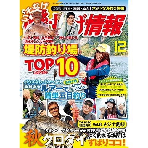 磯・投げ情報 2017年 12月号 [雑誌] (BIG1シリーズ)