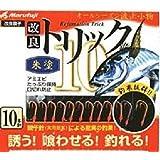 Marufuji(マルフジ) P-552 改良トリック10 朱塗 5号