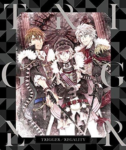 アプリゲーム『アイドリッシュセブン』TRIGGER 1stフルアルバム (豪華盤) (メーカー特典なし)