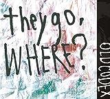 they go,Where?(初回限定盤)(DVD付)