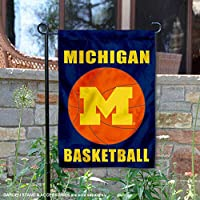 Michigan WolverinesバスケットボールGarden Flag