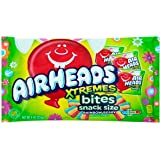 Airheads Xtremes Bites Snack Size Rainbow Berry Flavour 255g American Candy Treats