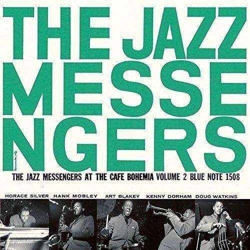 コンプリート・カフェ・ボヘミアのジャズ・メッセンジャーズ Vol.2+3の詳細を見る