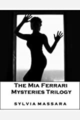 The Mia Ferrari Mysteries Trilogy Kindle Edition