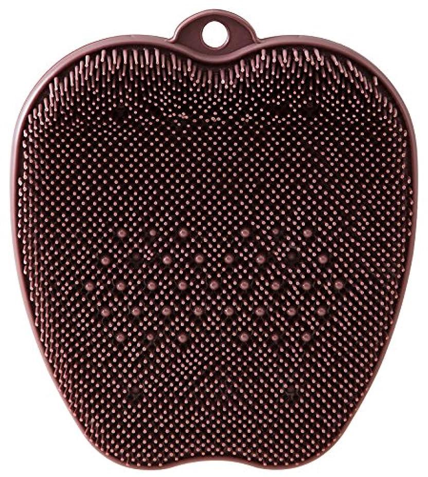 合図スタンド洞察力のあるtone フットブラシ ブラウン TR-15