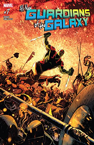 All-New Guardians Of The Galaxy (2017-) #7