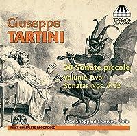 Tartini: Violin Sonatas, Vol. 2 (2013-10-03)