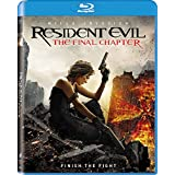 Resident Evil: Final Chapter [Blu-ray] [Import]