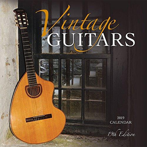 Vintage Guitars 2019 Calendar