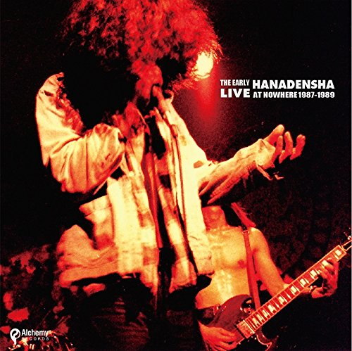 LIVE AT NOWHERE 1987 - 1989