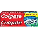 Colgate Triple Action Toothpaste Valuepack 175g x 2