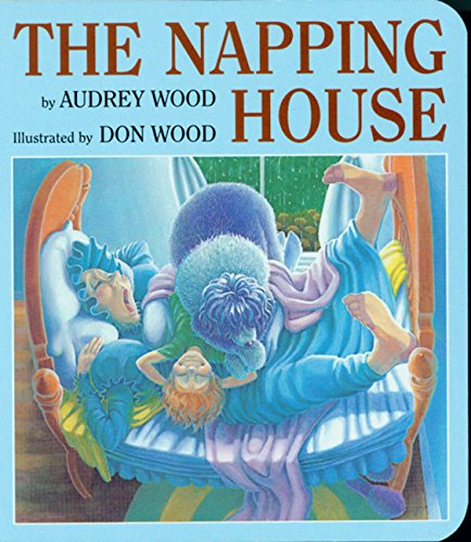 The Napping House  (Board book)の詳細を見る