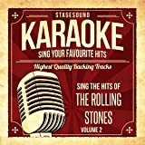 Fool To Cry (Originally Performed By The Rolling Stones)[Karaoke Version]