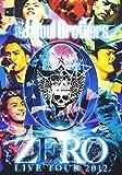 三代目J Soul Brothers LIVE TOUR 2012 「0~ZERO~」[DVD]