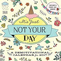 It's Just Not Your Day 2017 Wall Calendar [並行輸入品]