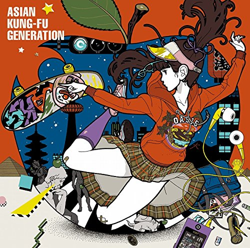 ASIAN KUNG-FU GENERATION × FEEDER Tour 2017 セトリ